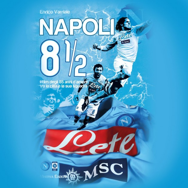 Napoli 8 e 1/2 (book+dvd)