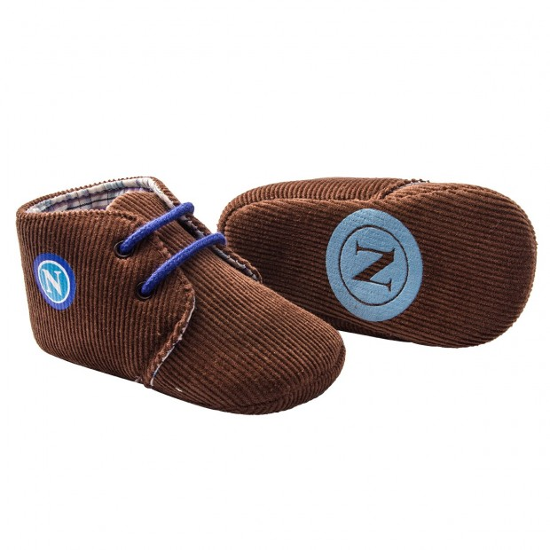 SSC Napoli Clark Shoes For Infants