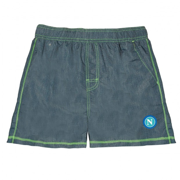 SSCN Denim Taslon Swimming Trunks