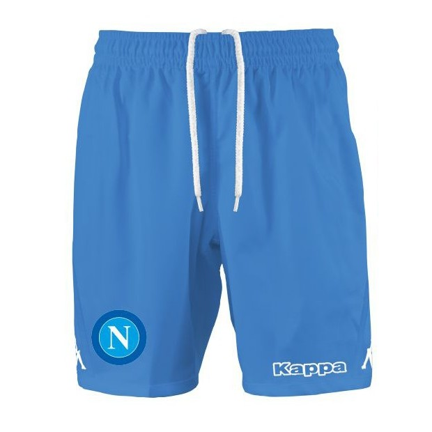 SSC Napoli Sky Blue Shorts 2015/2016
