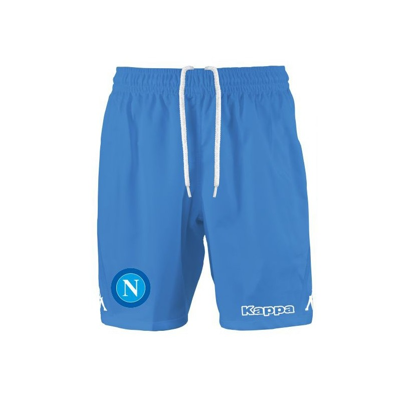 SSC Napoli Sky Blue Shorts 2015/2016
