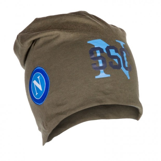 SSC Napoli Green Africa Cotton Hat