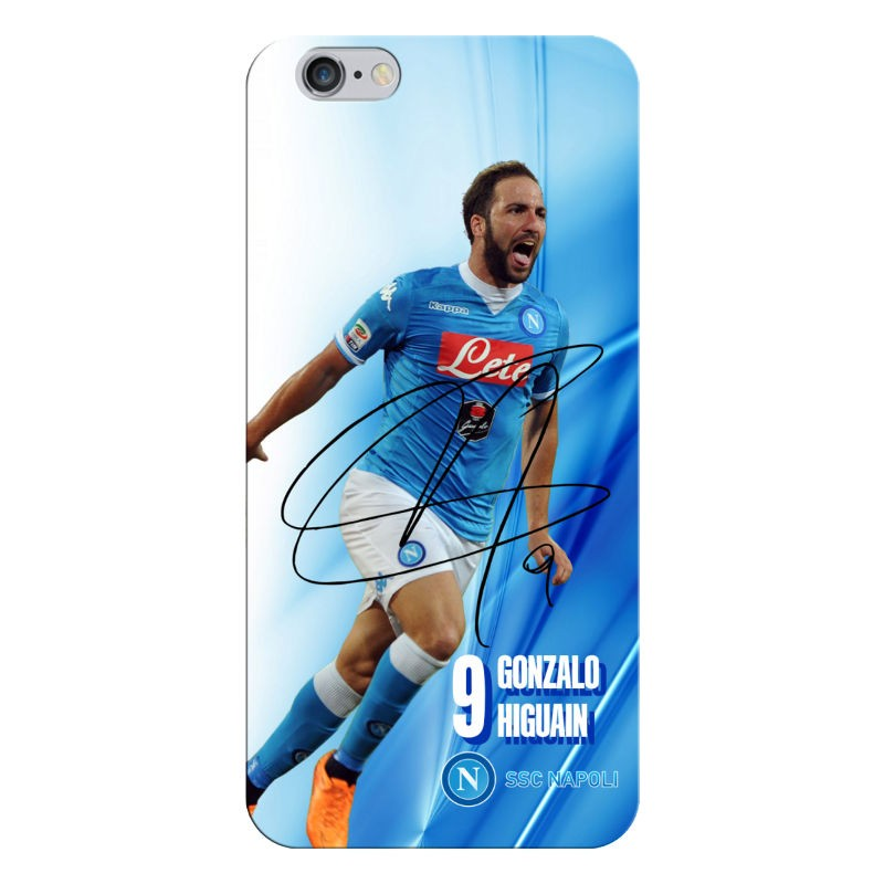 Higuain cover for iphone 6/6s