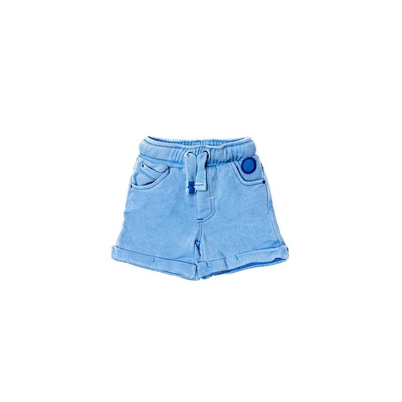 SSCN Sky Blue Shorts for Infants - SSC Napoli Web Store