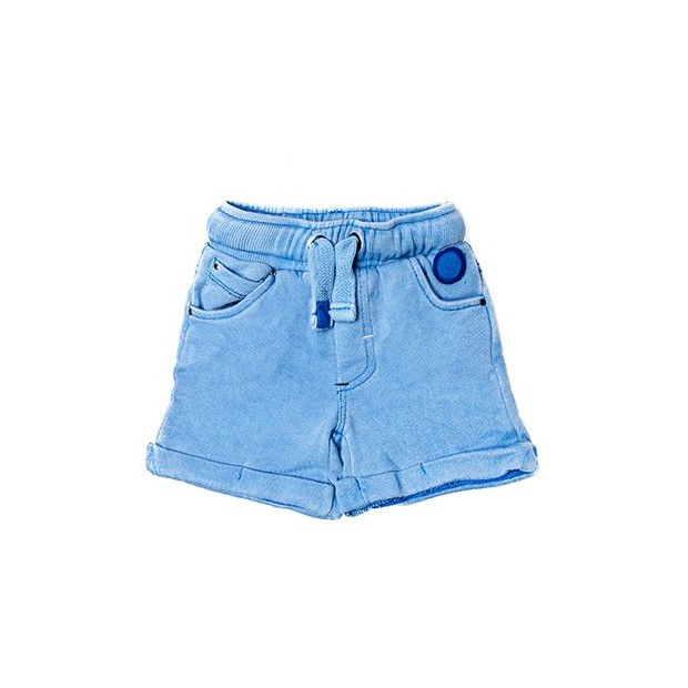 SSCN Sky Blue Shorts for Infants
