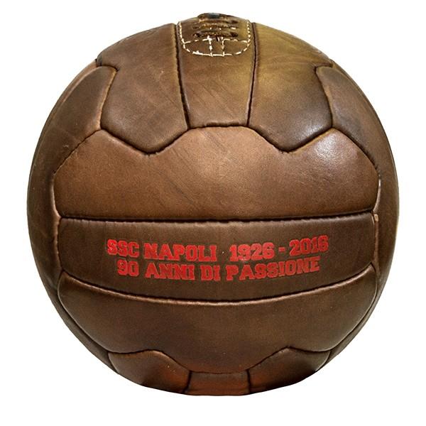 Ssc napoli pallone vintage 90 anni