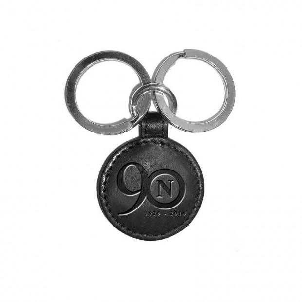 SSC Napoli Black Keyholder 90 Anni