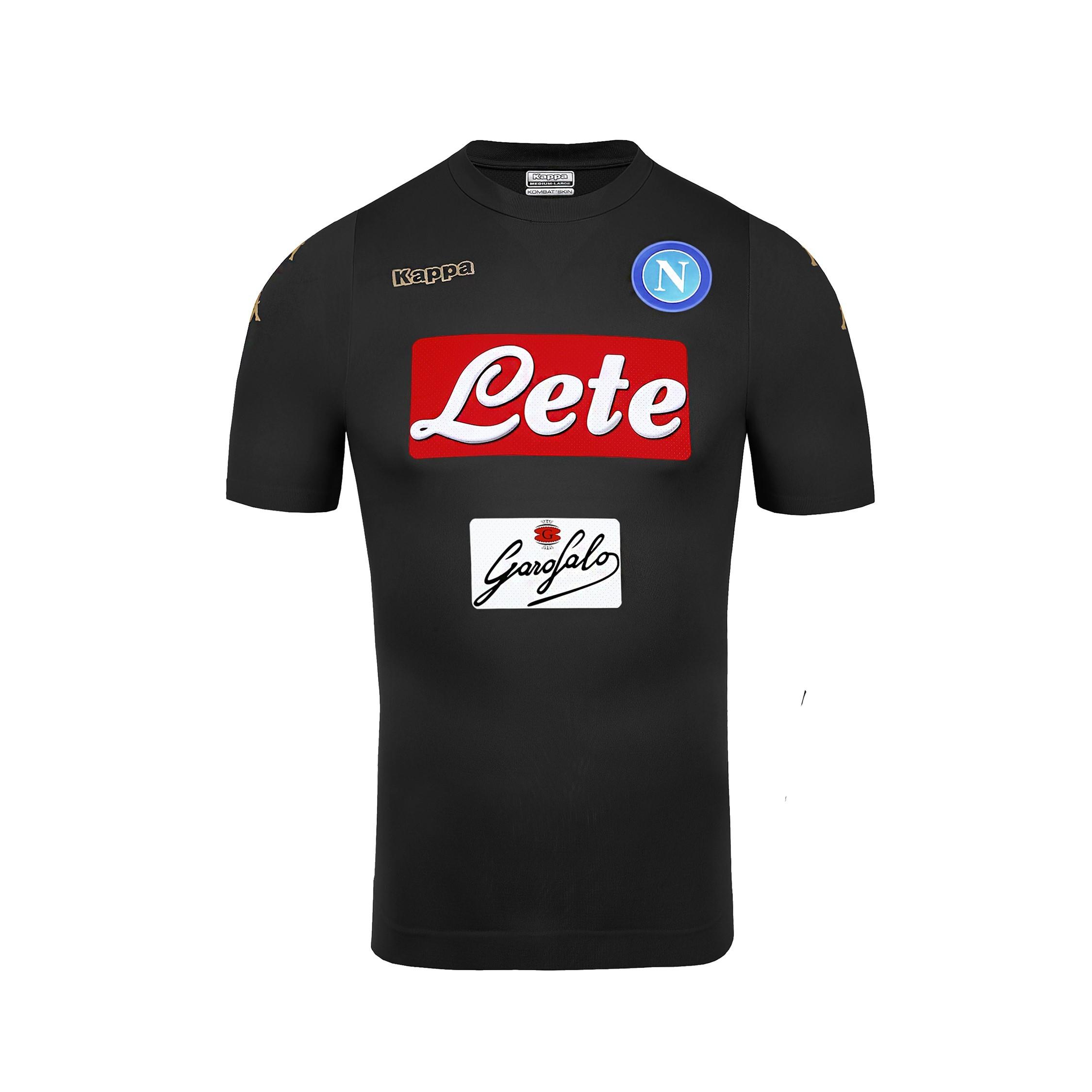 Ssc napoli maglia gara third 2016/2017