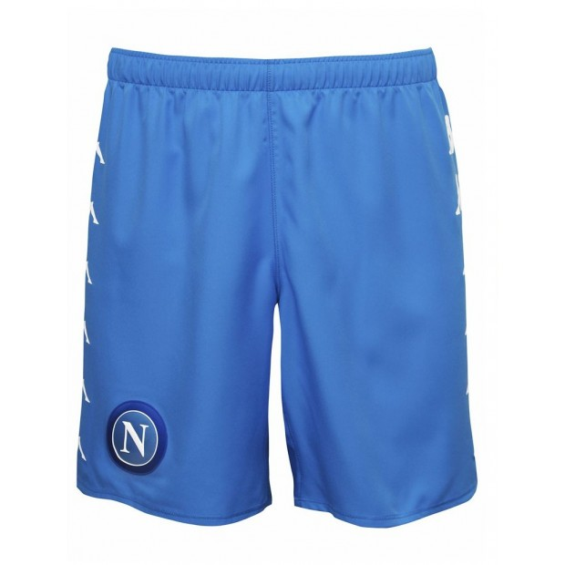 SSC Napoli Sky Blue Shorts 2016/2017