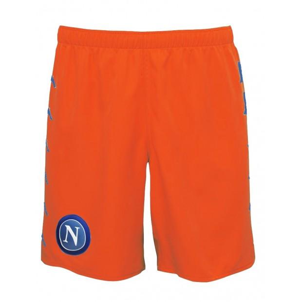 SSC Napoli Orange Shorts 2016/2017