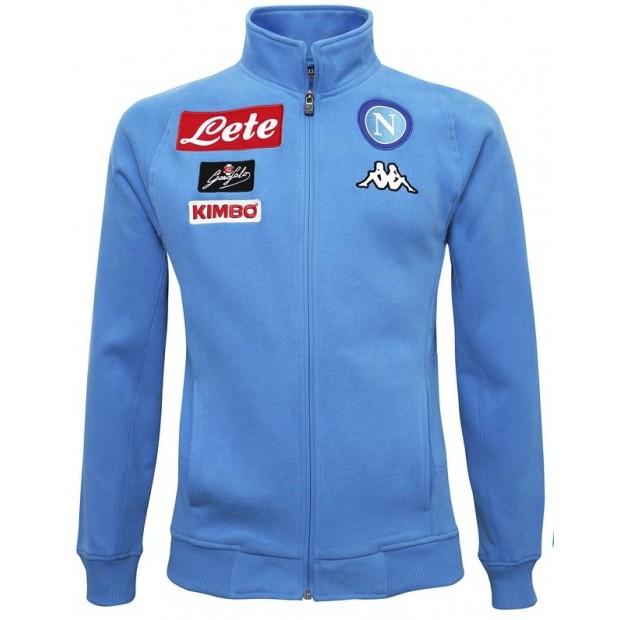 SSC Napoli Felpa Rappresentanza 2016/2017