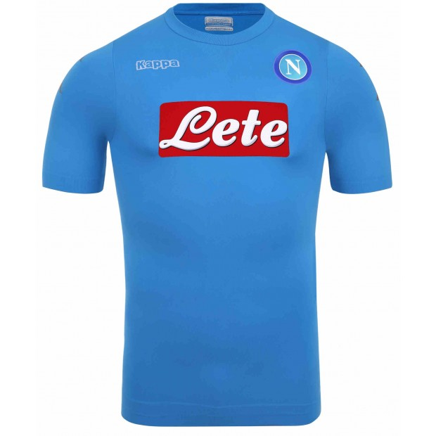 SSC Napoli Euro Home Match Shirt 2016/2017