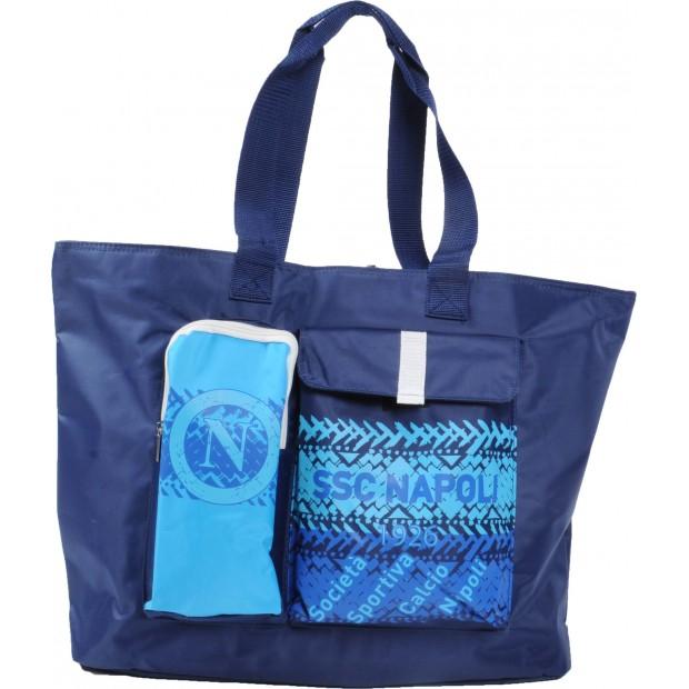SSC Napoli Big Cooler Bag