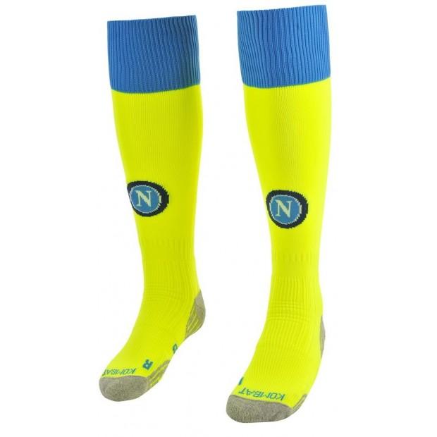 SSC Napoli Yellow Socks 2016/2017