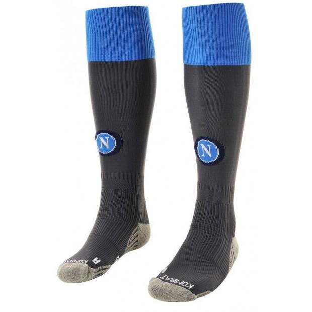 SSC Napoli Grey Socks 2015/2016