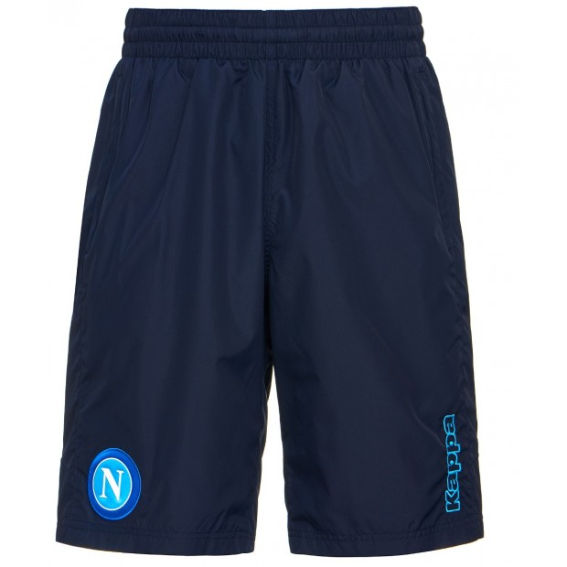 SSC Napoli Blue Representation Bermuda Shorts 2017/2018