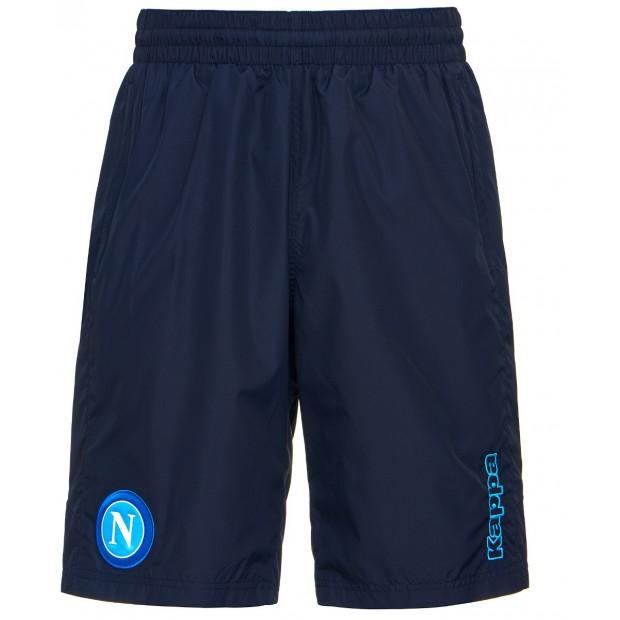 SSC Napoli Blue Representation Bermuda Shorts 2017/2018