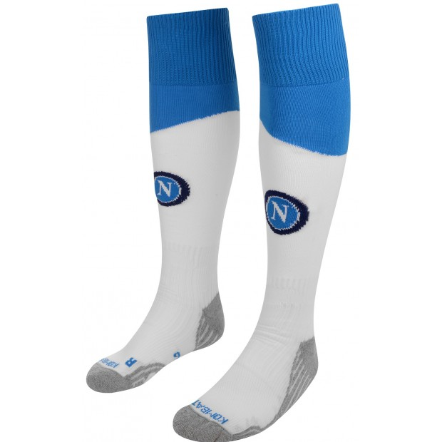 SSC Napoli White Socks 2017/2018