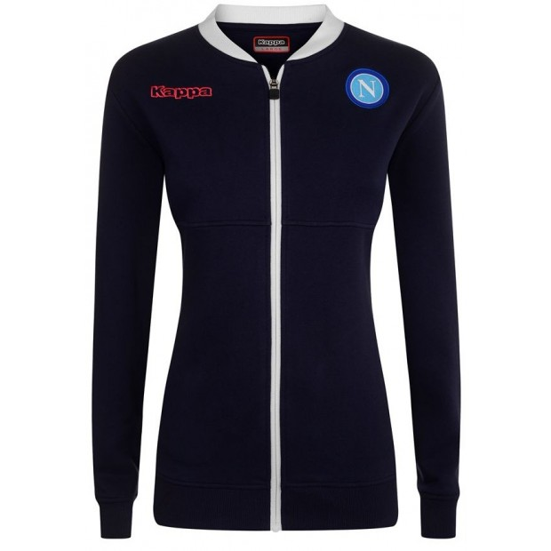 SSC Napoli Blue Marine Lady Sweatshirt 2017/2018