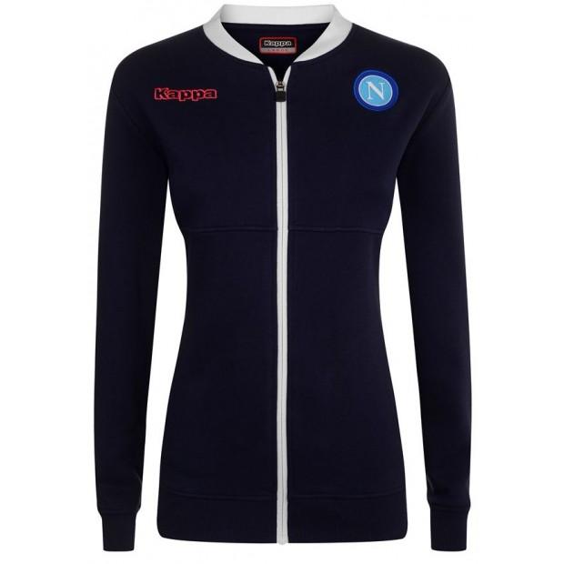 SSC Napoli Blue Marine Lady Sweatshirt 2017/2018