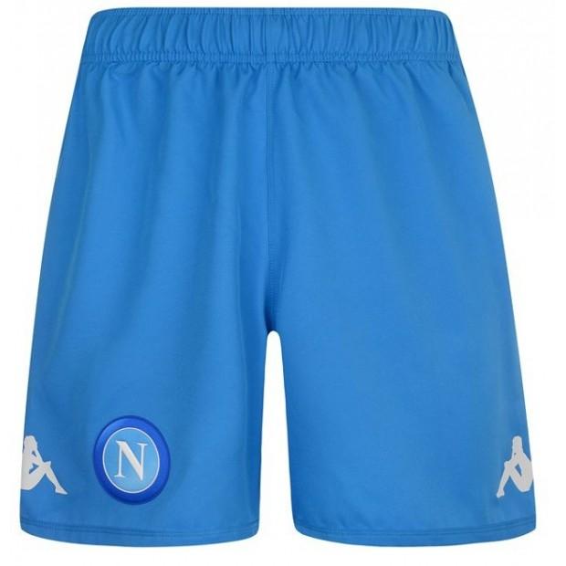SSC Napoli Pantaloncini Gara Azzurri 2017/2018