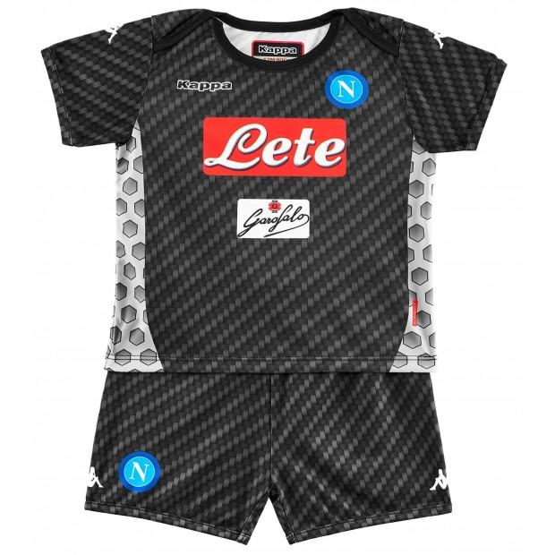 SSC Napoli Set Gara Karbon Infant 2017/2018