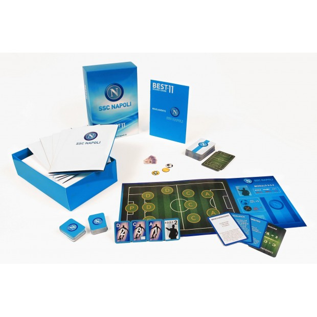 SSC Napoli Best 11 Board Game