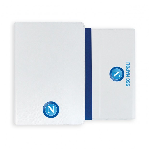 SSC Napoli White Case for 7-8 Tablets