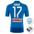 SSC Napoli Celebration Match Shirt Marek Hamsik