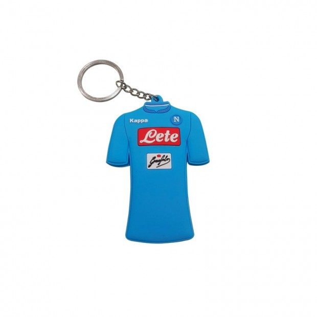 SSC Napoli Home Match Shirt Keyholder
