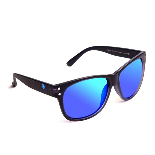 Matt Frost Blue Sunglasses