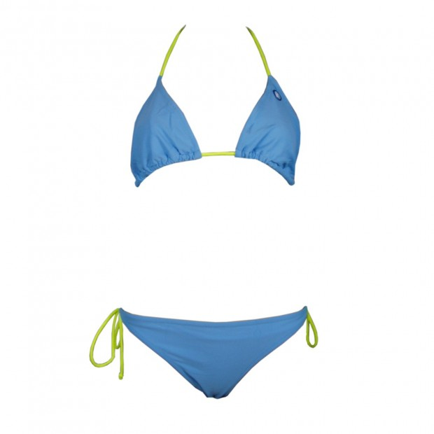 SSC Napoli Bikini Lady Azzurro