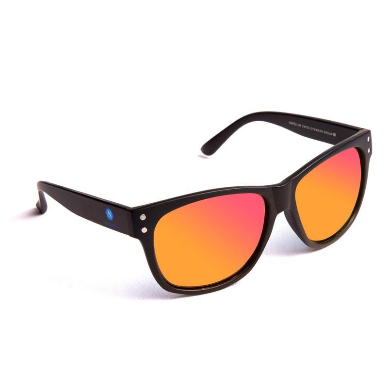 Occhiali da sole matt black ssc napoli web store for Pubblicita occhiali da sole