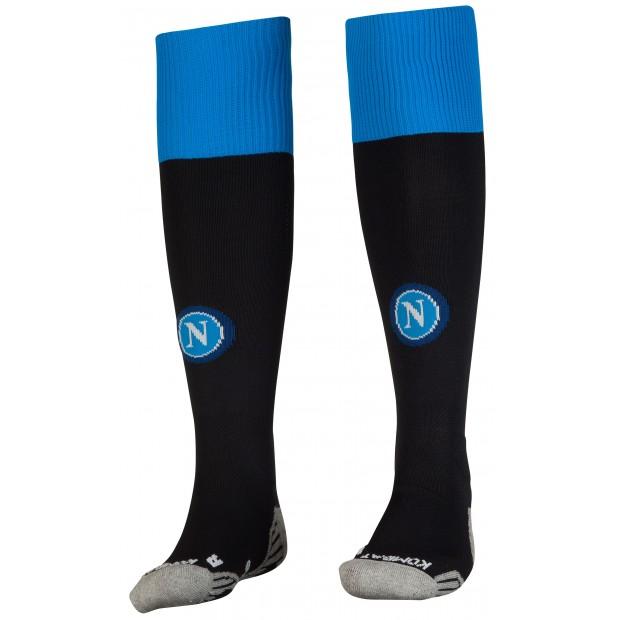 SSC Napoli Black Socks 2018/2019