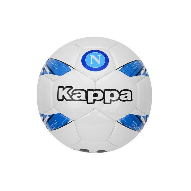 SSC Napoli White/Sky Blue Miniball
