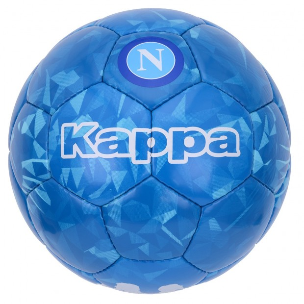 SSC Napoli Football size 5 Blue Panther