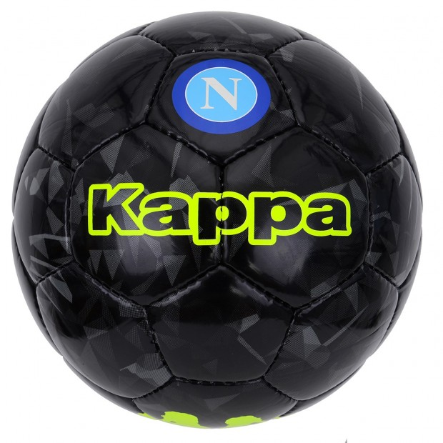SSC Napoli Football size 5 Black Panther