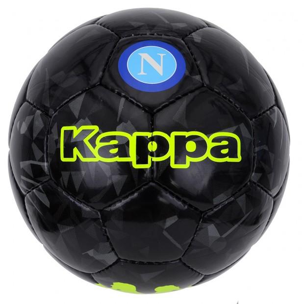 SSC Napoli Pallone size 5 Black Panther