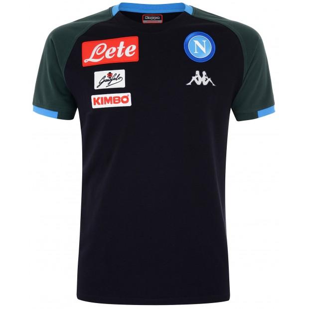 SSC Napoli Dark Blue Representation T-Shirt 2018/2019