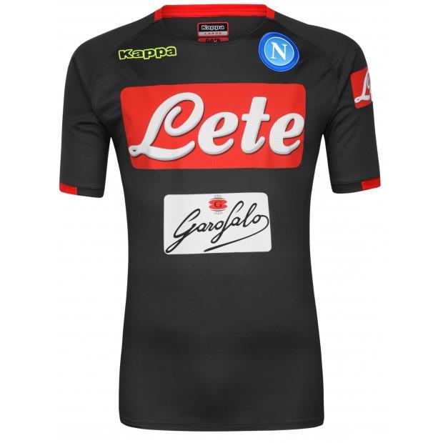 SSC Napoli Maglia Allenamento Grigio/Rosso 2018/2019