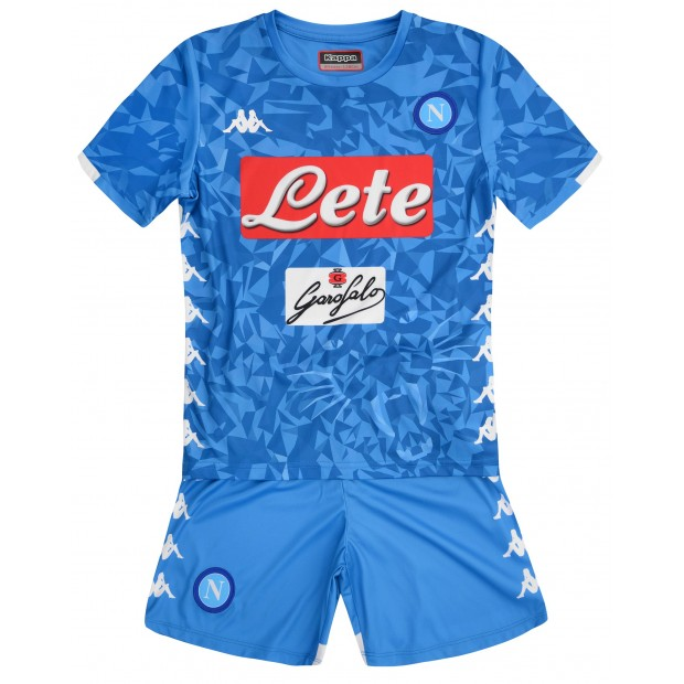 SSC Napoli Home Kit for Kids 2018/2019