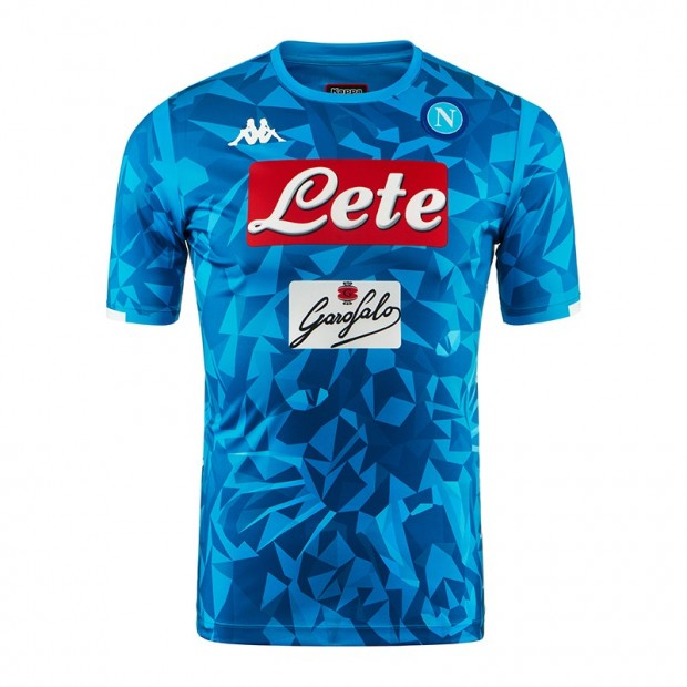 SSC Napoli Replica Sky Blue Shirt 2018/2019