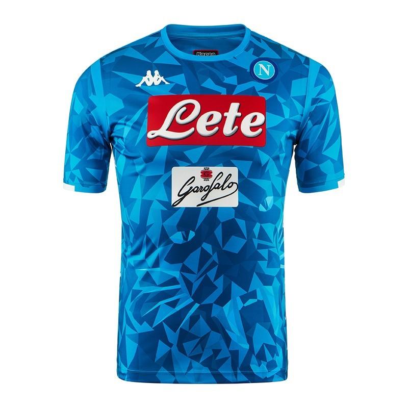 ssc napoli replica sky blue shirt 2018  2019