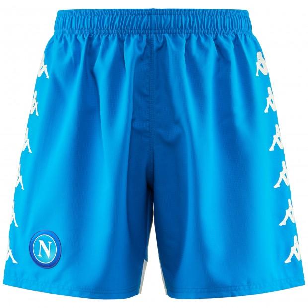 SSC Napoli Sky Blue Shorts 2018/2019