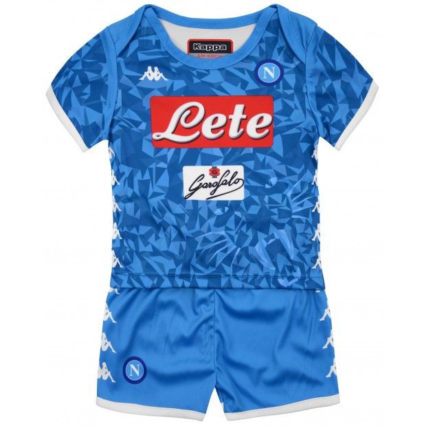 SSC Napoli Set Gara Home Infant 2018/2019