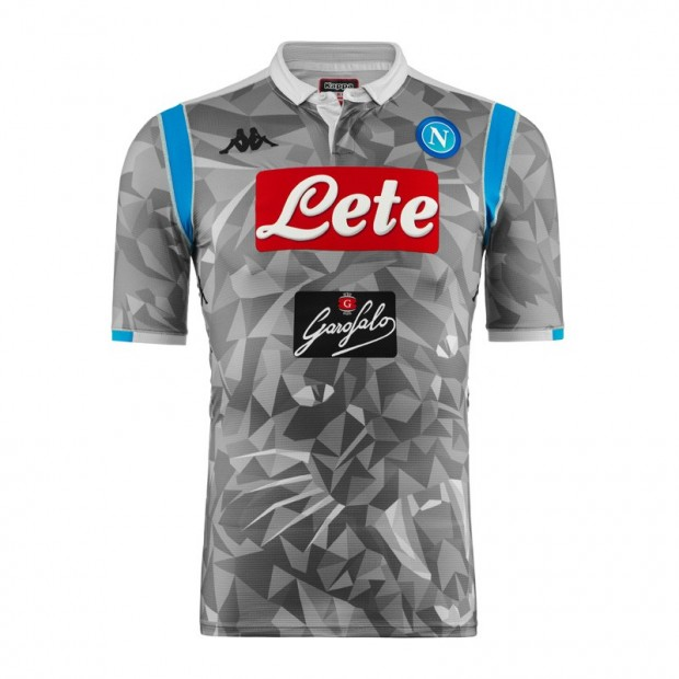 SSC Napoli Third Match Shirt 2018/2019