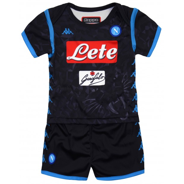 SSC Napoli Set Gara Away Infant 2018/2019