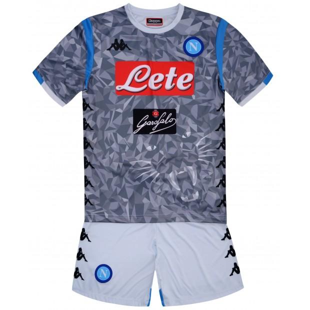 SSC Napoli Third Kit for Kids 2018/2019