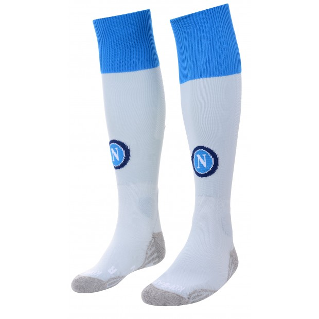 SSC Napoli Light Grey Socks 2018/2019