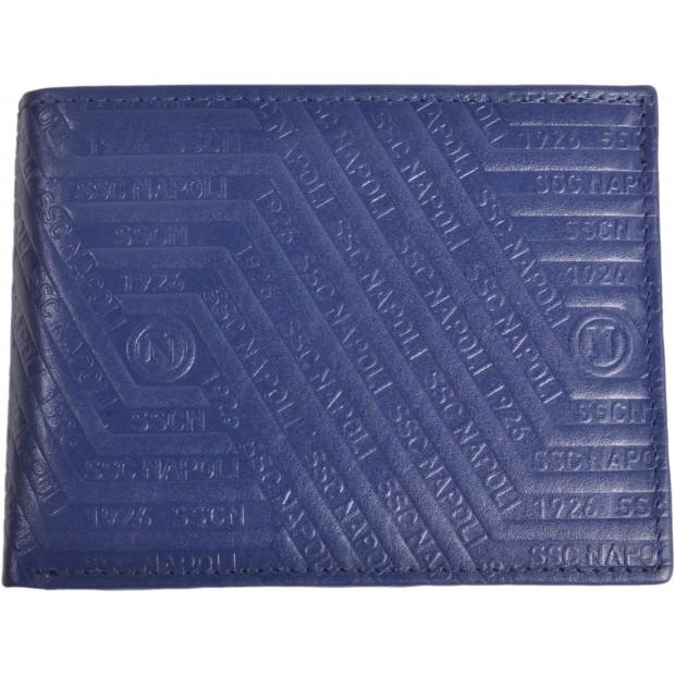 SSC Napoli 1926 Blue Wallet